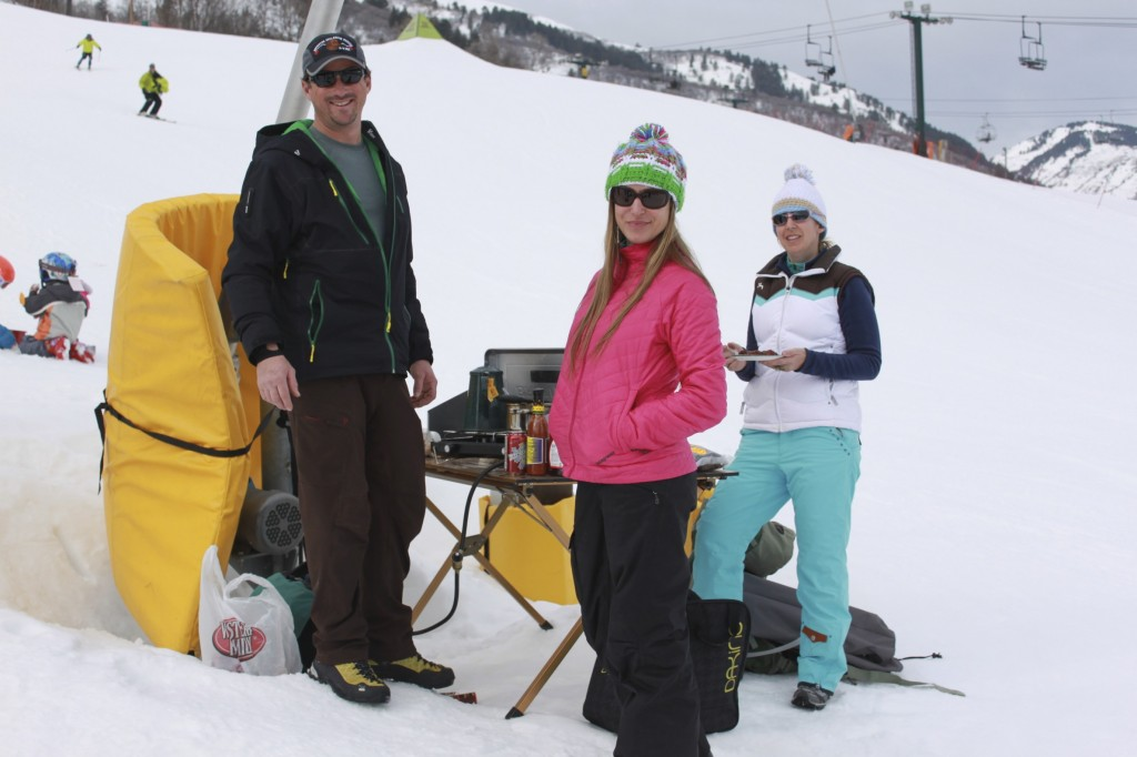 Wolf Mountain Race Cookout