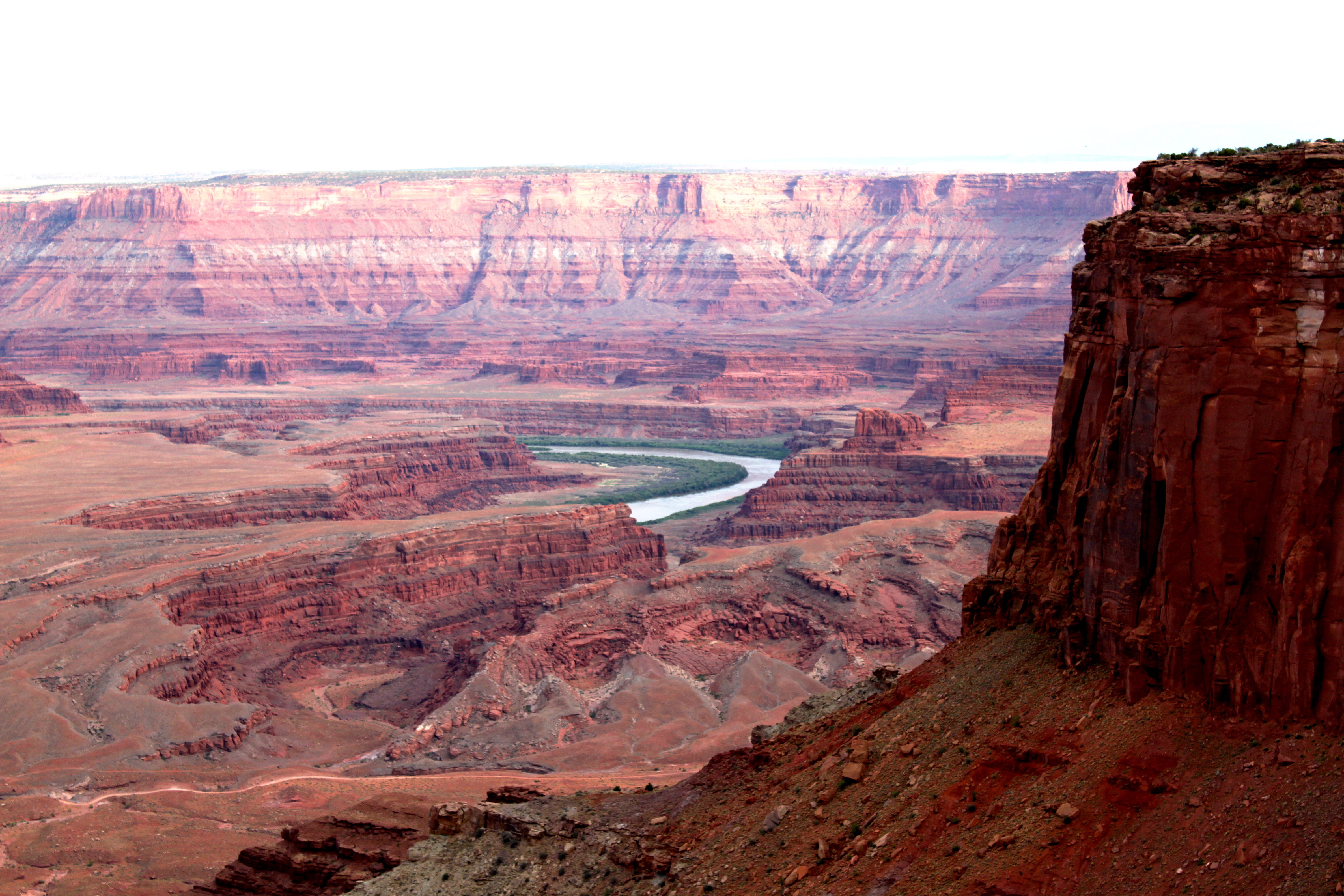View from Dead Horse Point, Moab Utah